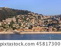 city of Villefranche-sur-Mer, France 45817300
