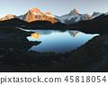 瑞士 湖泊 湖 45818054