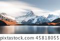 瑞士 湖泊 湖 45818055