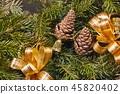 Adven Decoration Wreath 45820402
