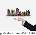Smart city, building technology and real estate 45831168