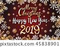 2019 christmas gold 45838901