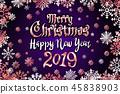 christmas, xmas, greeting 45838903