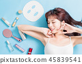 Beauty Skin care concept 45839541