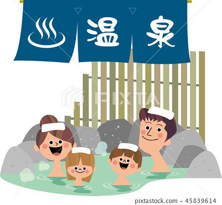 가족 온천 45839614
