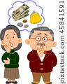 高級夫妻的錢全身麻煩 45841591