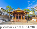 Kyoto Ebisu Shrine Main Hall 45842983