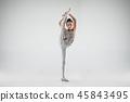 female, woman, gymnast 45843495