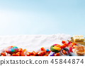 Sweets with sugar 45844874