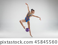 female, woman, gymnast 45845560