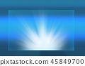 Graphical abstract background glowing rays coming 45849700