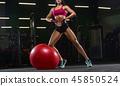 fitness,gym,woman 45850524