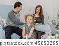 family, child, girl 45853295