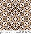 knit pattern embroidery 45853609