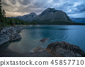 Blue Lake Minnewanka 45857710
