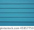 Patterned wooden floor, bright blue, stripe stripe 45857750