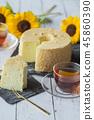 케이크, 케익, 쉬폰 케이크 45860390
