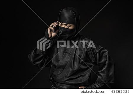 忍者談智能手機 45863385