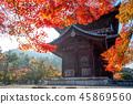 Nanzen temple (Nanzenji or Zenrinji), Kyoto, Japan 45869560