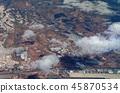 Landscape on the island Sal, Cape Verde 45870534
