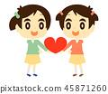 female, females, lady 45871260