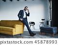 male, person, businessman 45878993