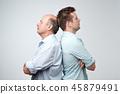 senior, men, father 45879491