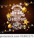 christmas, xmas, greeting 45881575