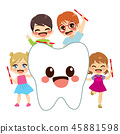 Tooth And Children 45881598