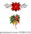 christmas, decoration, bell 45884120