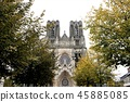 Cathedrale Notre-Dame de Reims 랜스 노트르담 성당 45885085