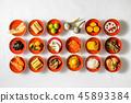 一般日本新年菜(osechi) 45893384