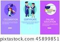 cartoon, happy, illustration 45899851