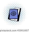 ticket,passport,travel 45901607
