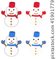 snowman 45901779