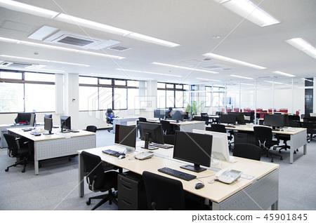 辦公室商務空間沒有人沒人 45901845