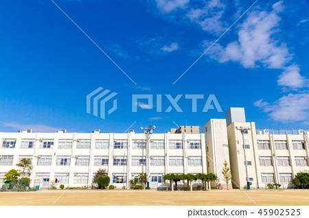 学校建筑学校建设小学 45902525