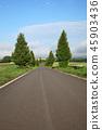 도로,자연,풍경 45903436