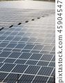 photovoltaic, solar power, solar panel 45904547