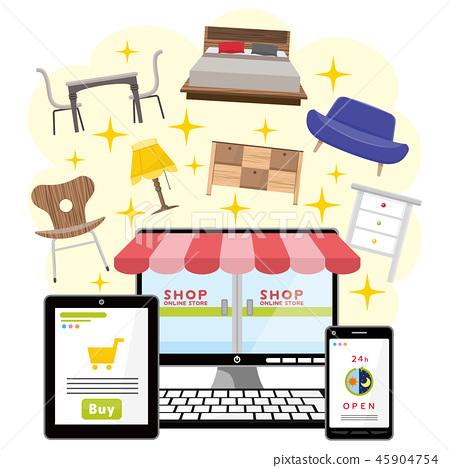 互聯網購物內政 45904754