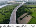 妈祖大桥横跨北港溪 45908241