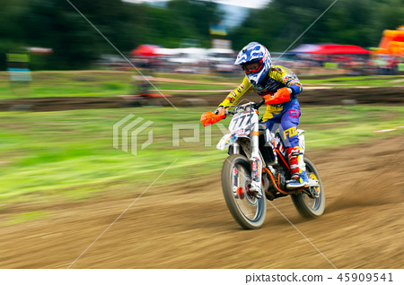 motocross extreme sport competition 45909541