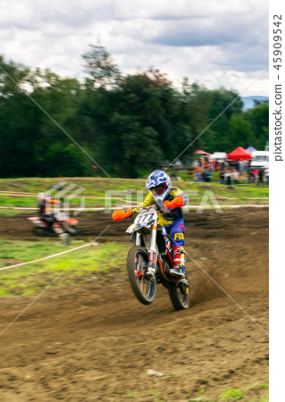 motocross extreme sport competition 45909542
