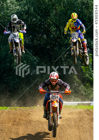 motocross extreme sport competition 45909544