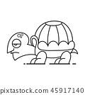 turtle icon tortoise 45917140