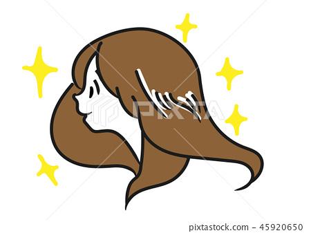 Hair_Sarasara 45920650