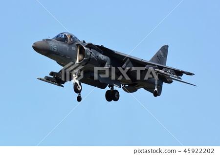 US Marine Corps attack aircraft AV-8 B Harrier II 45922202