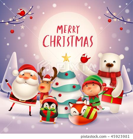 Merry Christmas! Happy Christmas