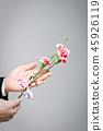 카네이션, 꽃, 남자 45926119