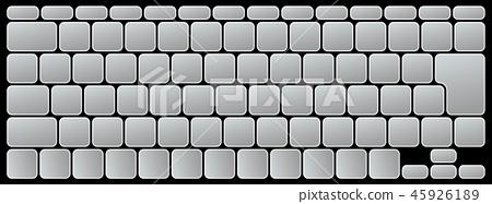 鍵盤 45926189